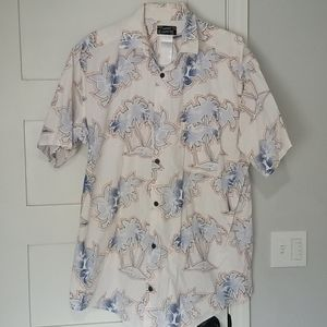 Pineapple Connection • XL Tall Palm Tree Shirt
